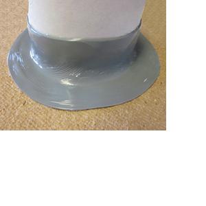 Příklad použití pásky Dehnflex