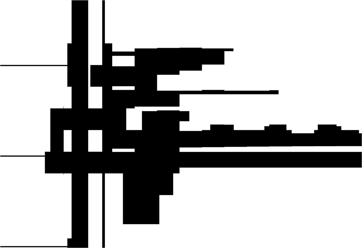 Detail napojení střešní konstrukce ke svislé konstrukci