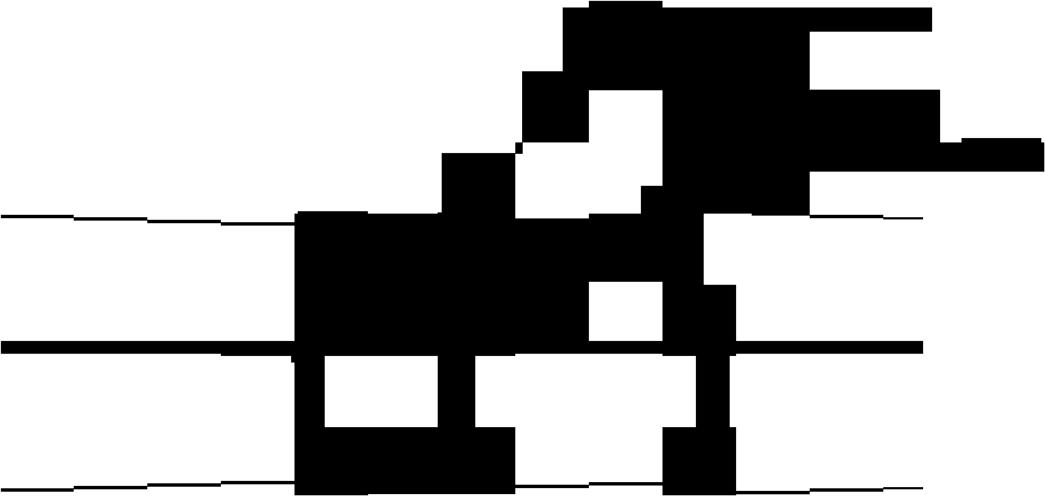 Držák hromosvodu na hřeben - detail uložení